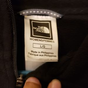 The North Face Tops - North Face Fleece Pullover Black  - Size L